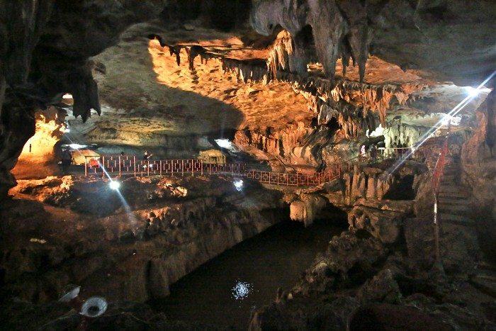 Putri Cave, South Sumatra