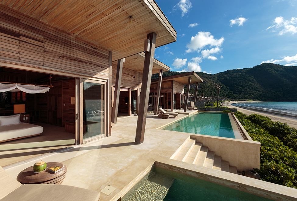 Six Senses Con Dao Vietnam - Private Luxury Resort Southeast Asia