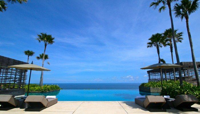 Infinity Pool- Alila Villas Uluwatu