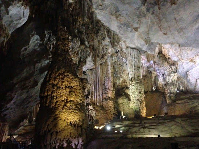 Paradise Cave Phong Nha National Park