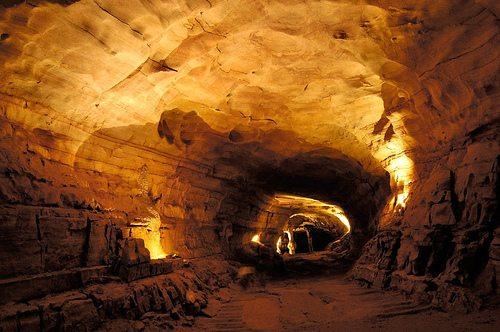Phong Nha Cave in Phong Nha National Park
