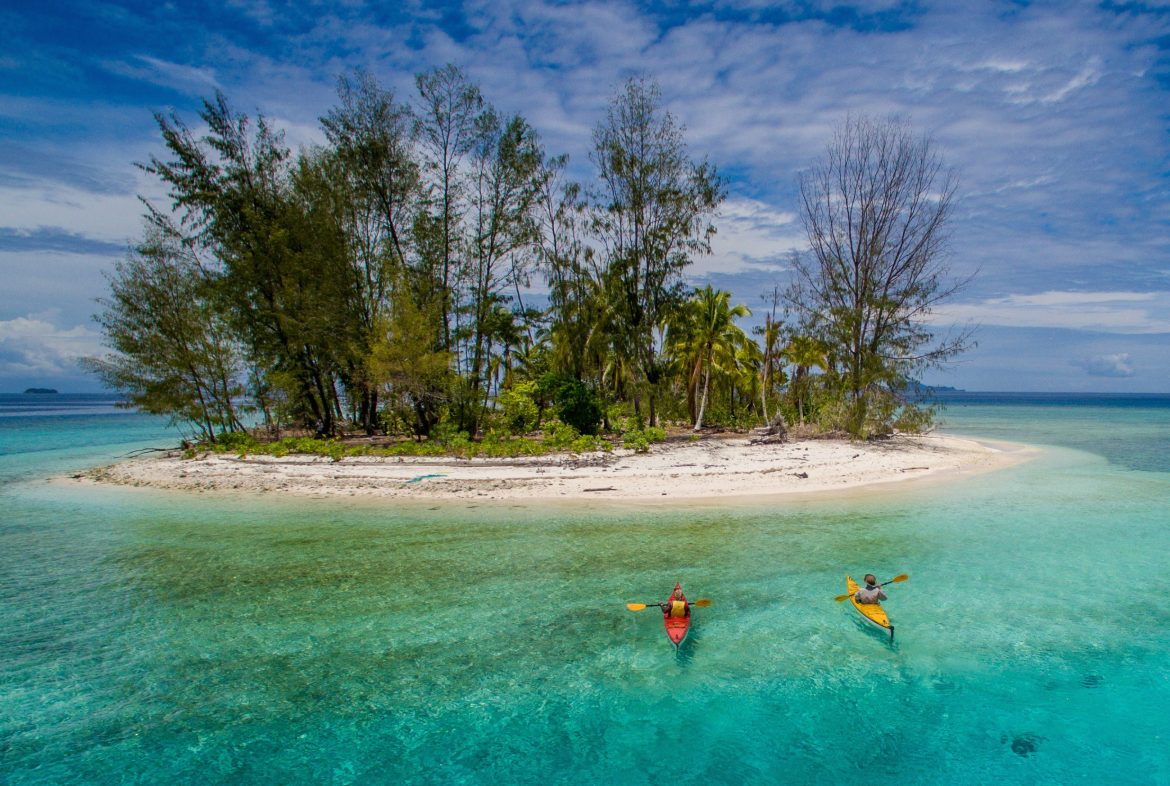 Where to go Kayaking in Asia