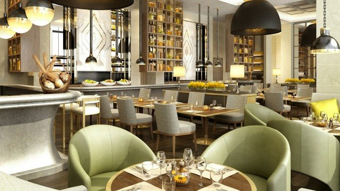 The Brasserie at The St. Regis Kuala Lumpur