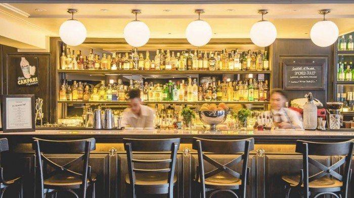 Vesper Bar and Restaurant Bangkok