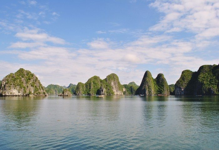 Southeast Asia's Best Kayaking- Halong Bay