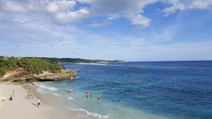 Guide to Nusa Lembongan- Dream Beach