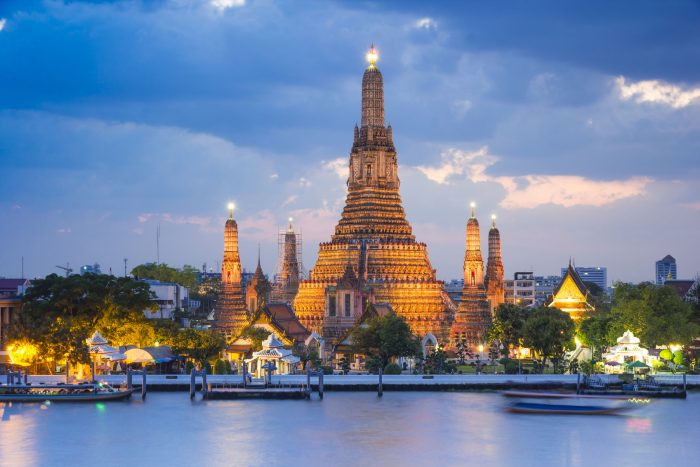 Budget Vacation Ideas in Thailand Bangkok