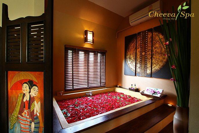 Cheeva Spa Chiang Mai