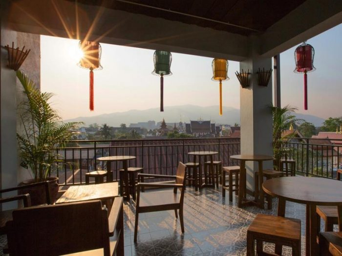 Gree Tiger Vegetarian House Chiang Mai Hotel