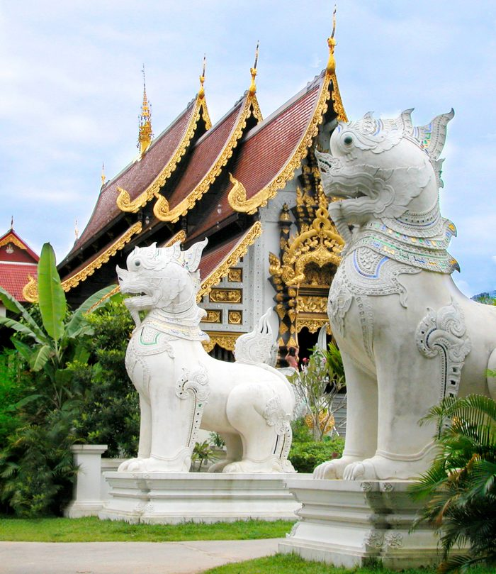 Wat Pa Dara Phirom Chiang Mai