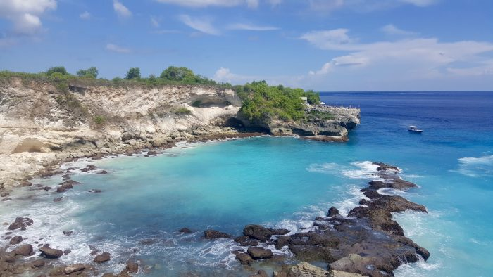 Guide to Nusa Ceningan- Blue Lagoon