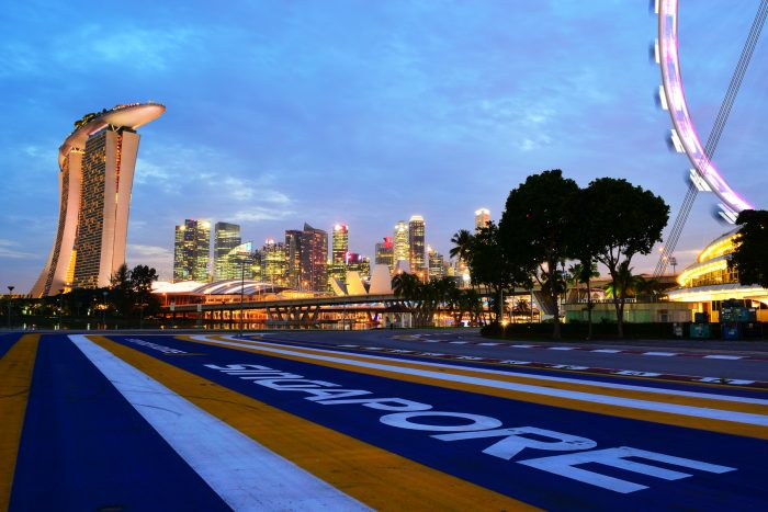 F1 Night Race - Top Festivals and Events in Singapore