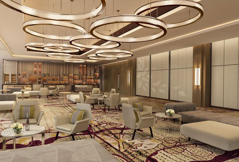 The Westin Jakarta Retreat Lounge
