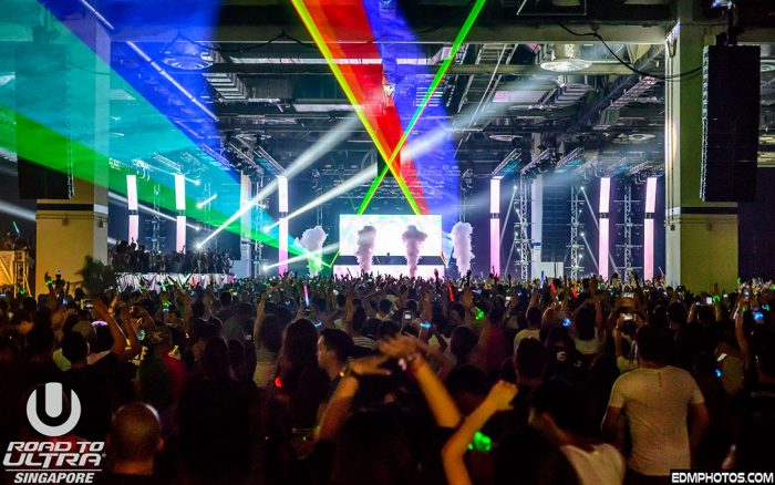 Ultra Music Festival - Top Festivals and Events in Singapore