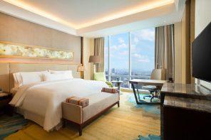 Westin Jakarta Hotel Room