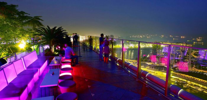 1 Altitude Singapore - Asia's Best Bars