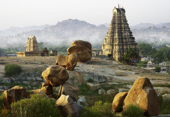 Hampi - Ancient Ruins in Asia