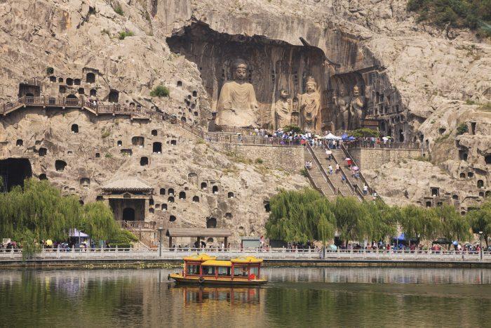Longmen Grottoes - Ancient Ruins in Asia