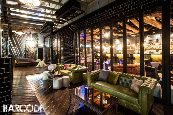 Barcode Taipei - Asia's Best Bars