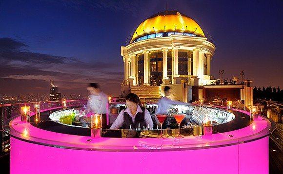 skybar bangkok Asia's best bars