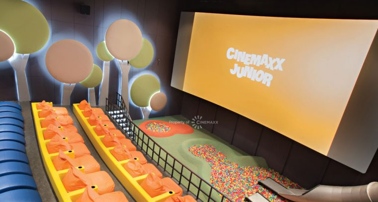 Cinemaxx Junior - Kid Friendly Movie Theatre in Jakarta