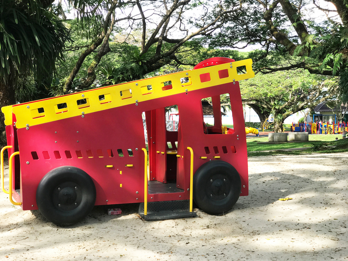 Pasir Ris Park - Things to do with Kids in Singapore