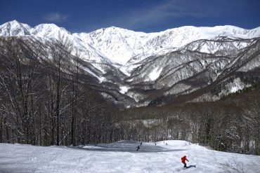 Where to Go Skiing in Asia