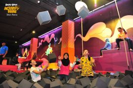 Angry Birds Activity Park - Things to do in Johor Bahru with Kids