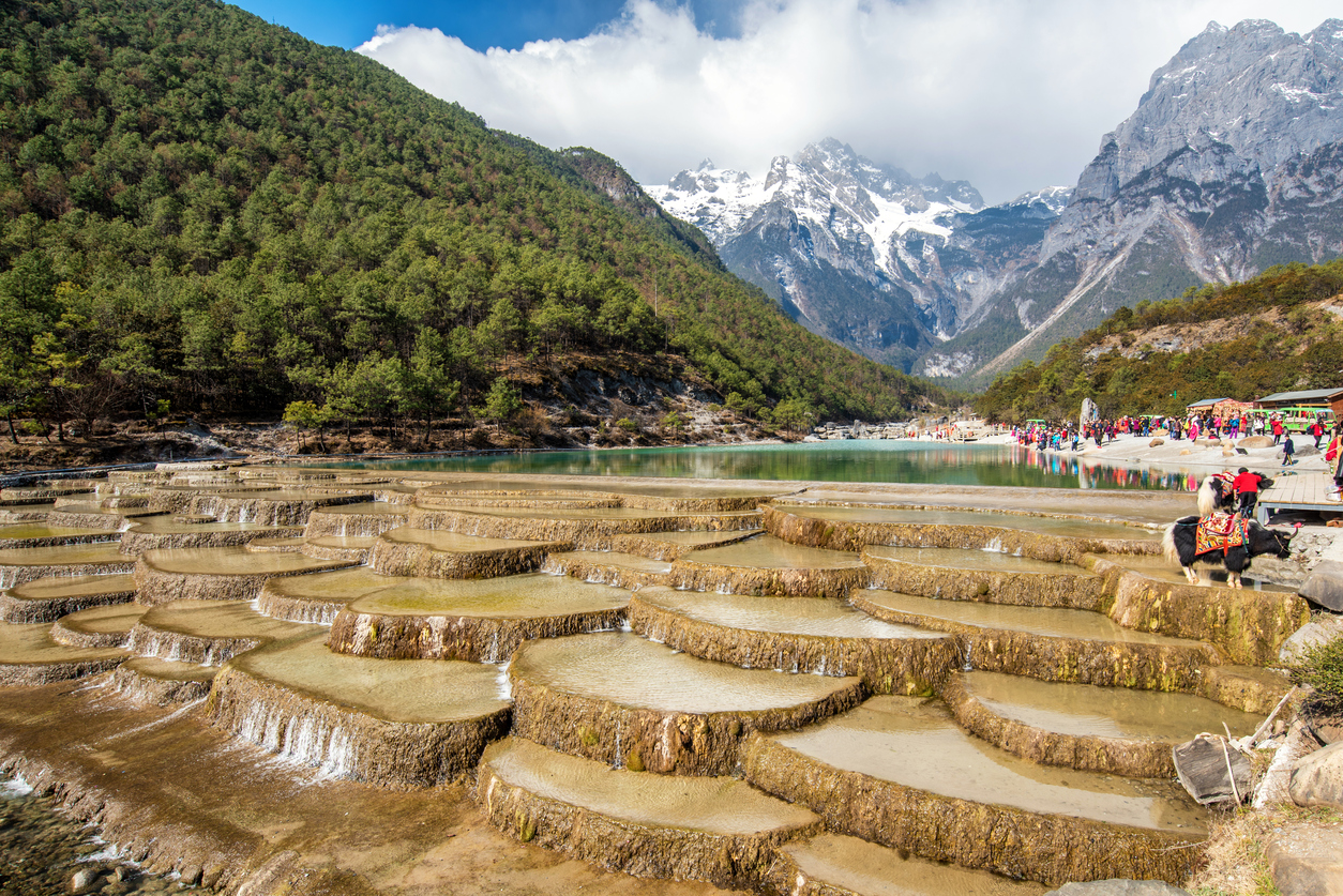 Blue Moon Valley - What to do in Lijiang China