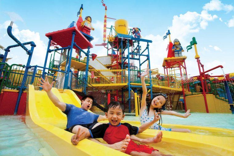 Legoland Malaysia Waterpark in Johor