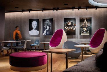 Ebb & Flow Gallery, PARK LANE HONG KONG, A PULLMAN HOTEL