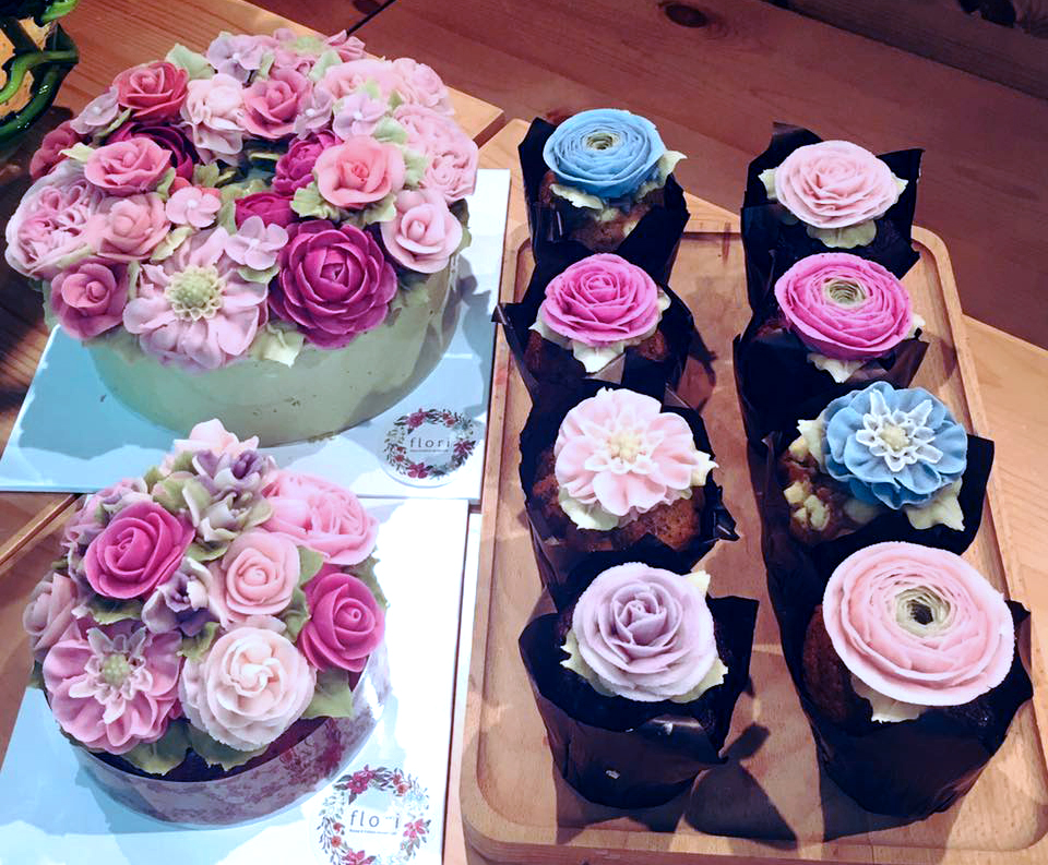 Flori Flower and Korean Cafe