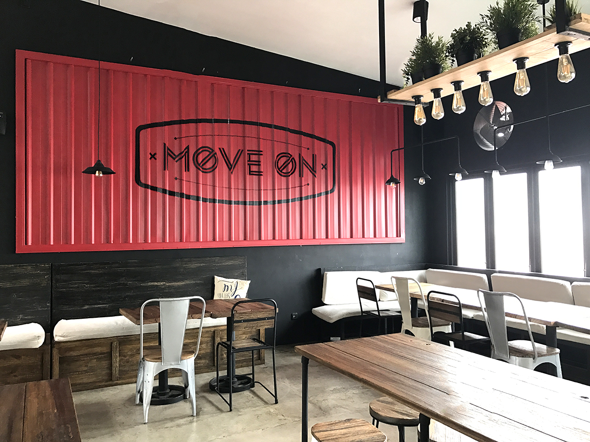 Move On Coffee Shop - Yogyakarta Hipster Cafe in Prawirotaman