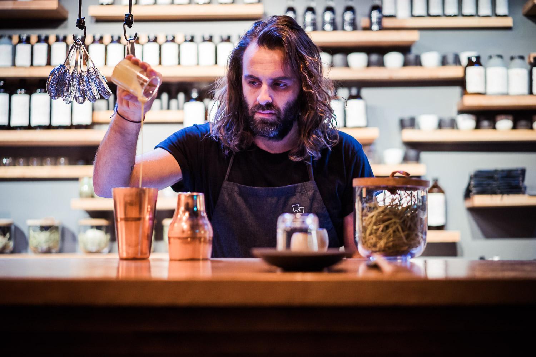 Operation Dagger Club Street Hidden Bar Cocktail