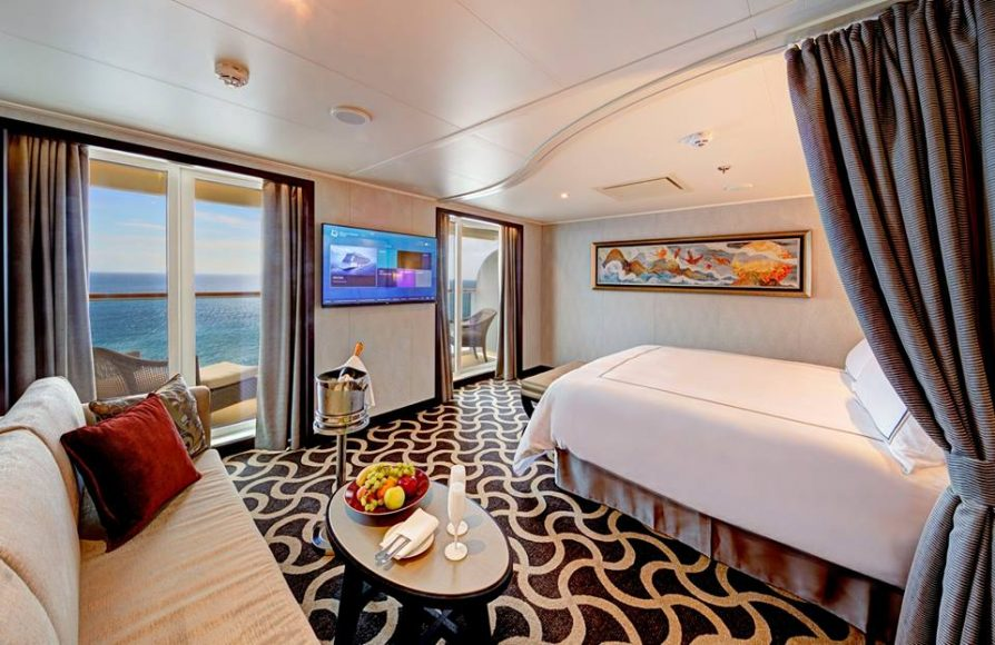Genting Dream Cruise Room