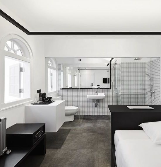 Hotel Mono Singapore Single Room