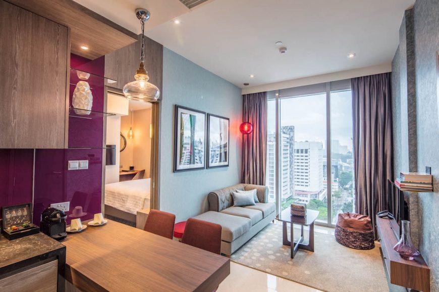 Mercure Singapore Bugis Suite 2