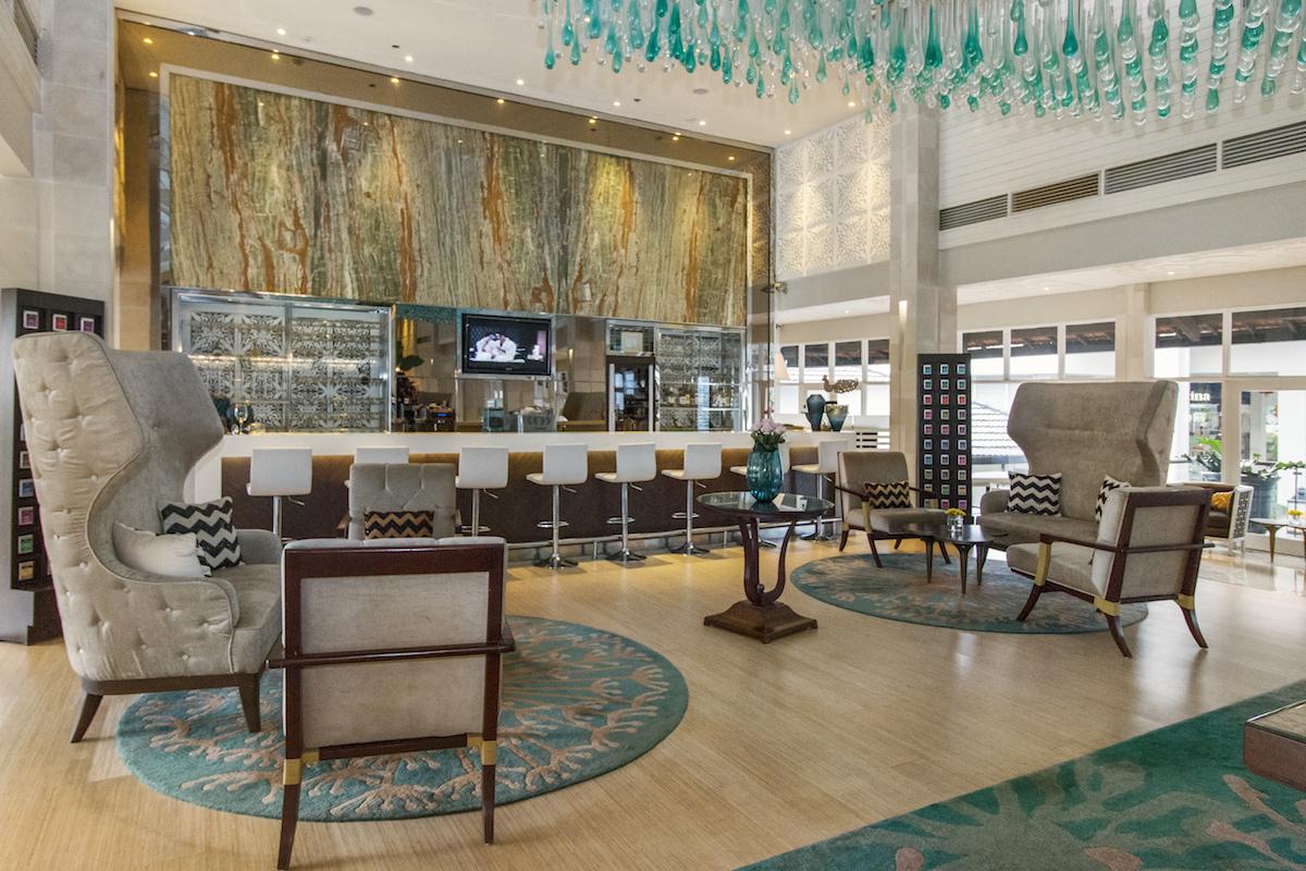 Sheraton Bandung Lobby Lounge