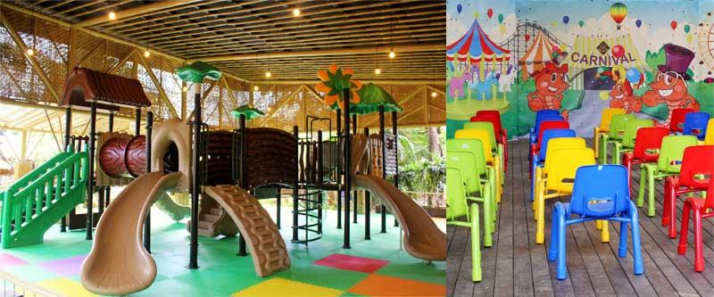 Bale Ddang Mang Entging Kuta - Kids Play Area