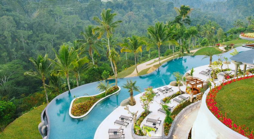 Padma Resort Ubud Infinity Pool