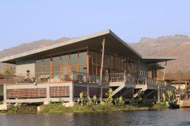 Sunset Restaurant - Novotel Inle Lake Myat Min Review