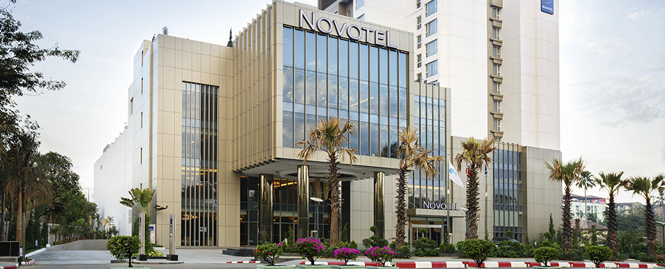 Novotel Yangon Max Review