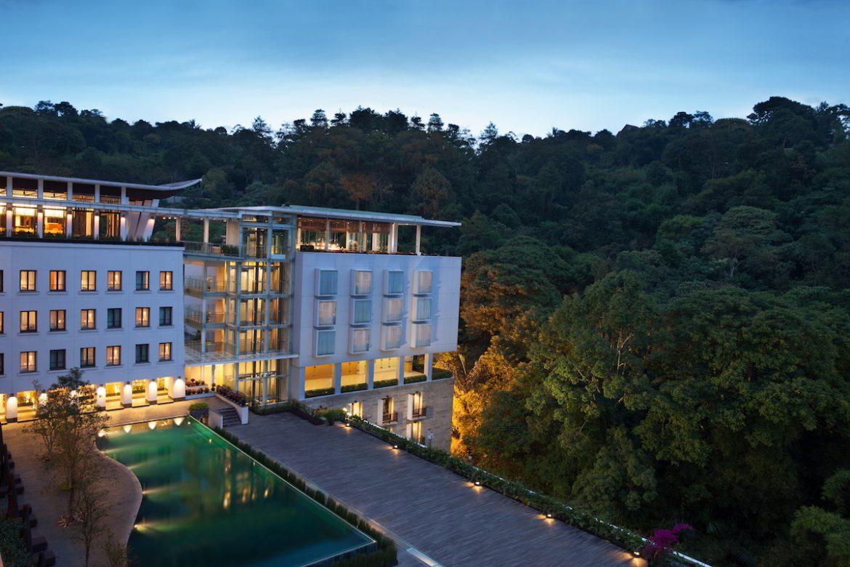 Padma Hotel Bandung Review