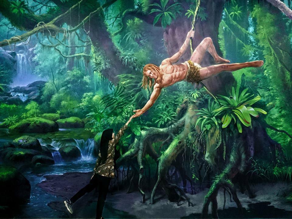 Amazing Art World Lembang