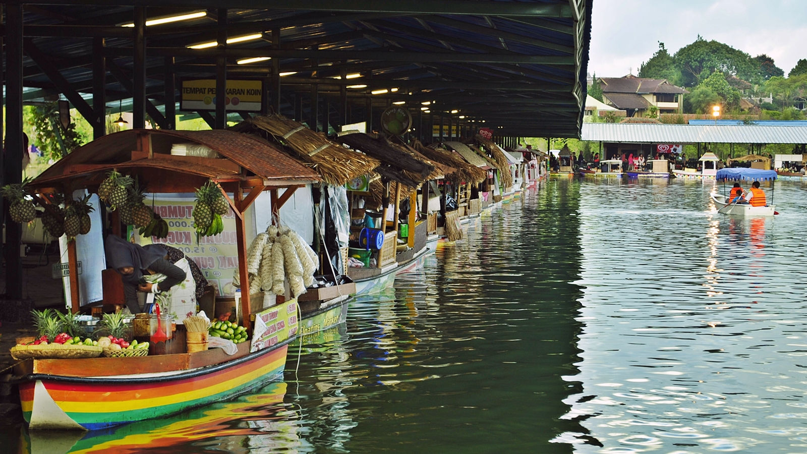 Things To Do in Bandung With Kids - Floating Market Lebang Review