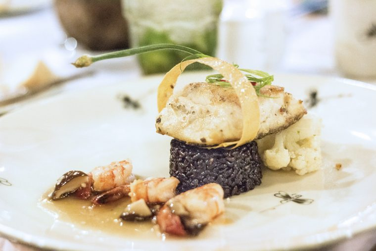 food on aphrodite cruises