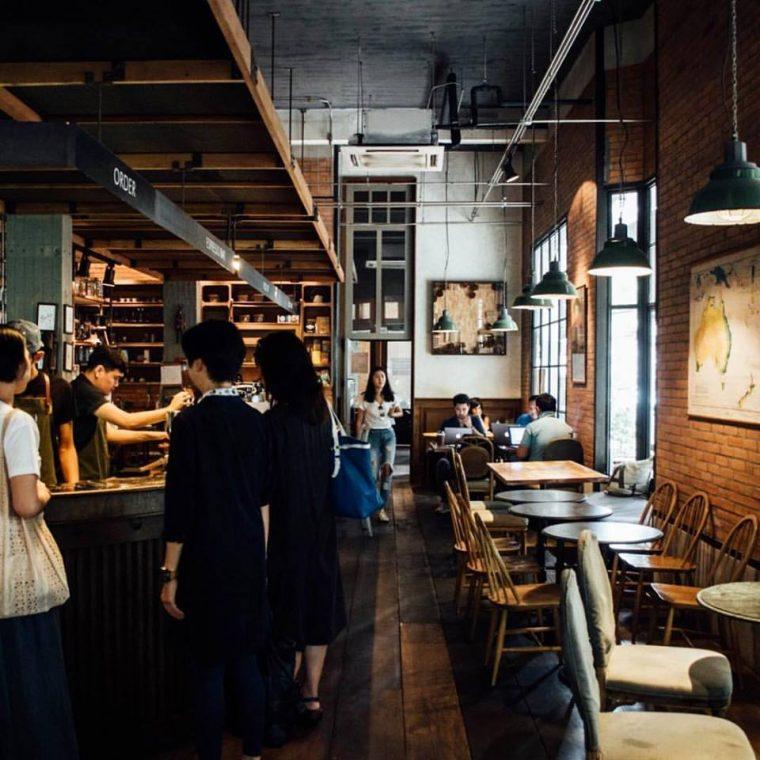 Casa Lapin Bankok Cafe