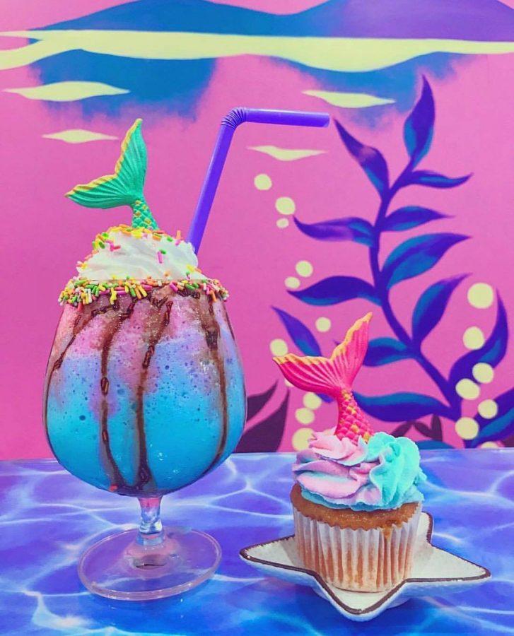 Mermaid Cafe Bangkok