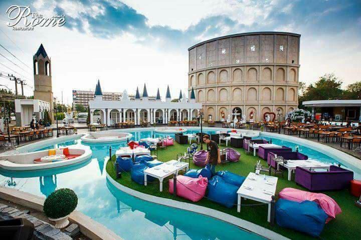 The Rome Restaurant Bangkok