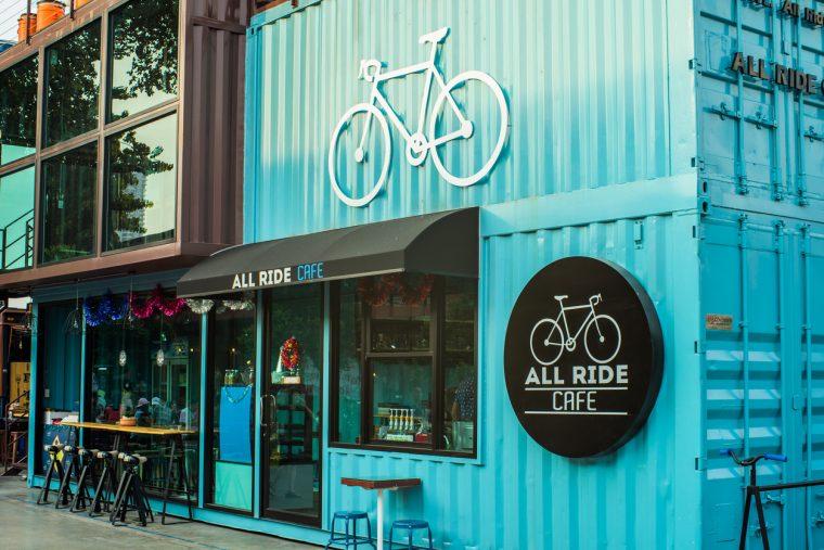 All Ride Cafe bangkok